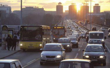 Žute trake u Beogradu, Policijske kamere, Novi saobraćajni znaci