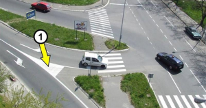 polje za sumeravanje saobracaja zabranjeno parkiranje