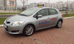 Auto škola Pavlin Toyota yaris