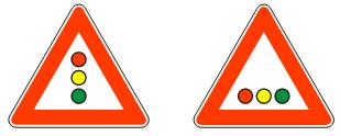 Наилажење на семафоре<br> I-20 и I-20.1