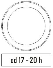 Допунска табла<br> IV-4