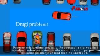 Problemi pri parkiranju