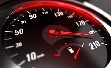 Brzina kretanja vozila, ograničenje brzine