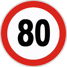 ograničenje 80