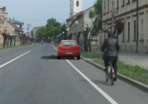 zabranjeno parkiranje biciklisticka staza