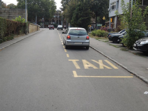 taksi stajaliste zabranjeno parkiranje