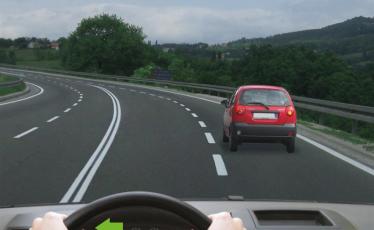 Preticanje i obilaženje vozila