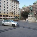 zabranjeno parkiranje trg