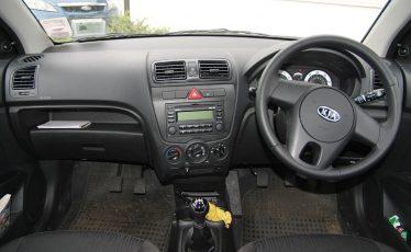 Polaganje voznje priprema vozila