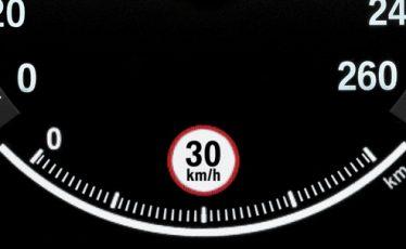 Kazna za prekoracenje brzine