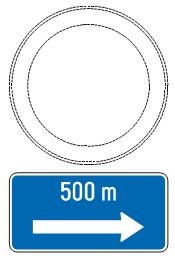 Допунска табла <br>IV-3