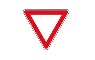 Znak Trougao slika