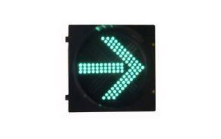 Semafor uslovno desno slika