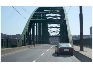 zabranjeno parkiranje na mostu