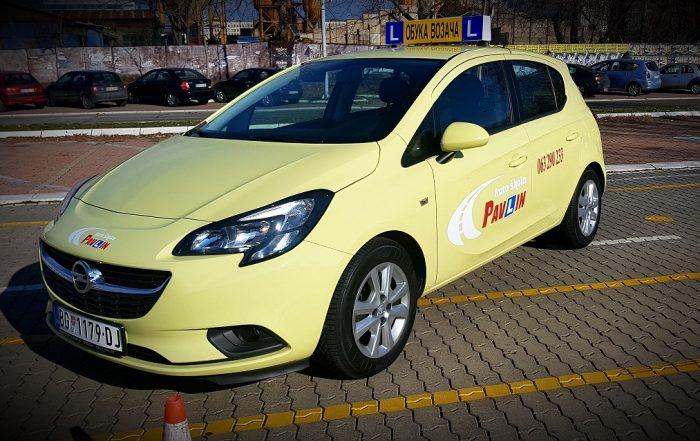 Opel Corsa E 2018 god